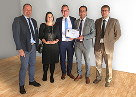 AND THE AWARD GOES TO …..STEYR-WERNER!!